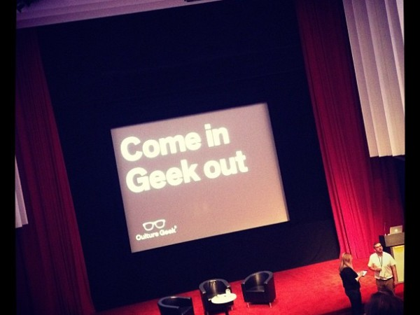 Come In and Geek Out